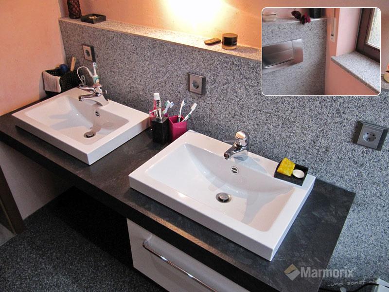 Marmorix® - Steinteppich Verlegebeispiele | Innenbereich