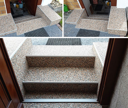 marmorix die flexible bodenfliese f r innen und au en kundenmeinungen. Black Bedroom Furniture Sets. Home Design Ideas